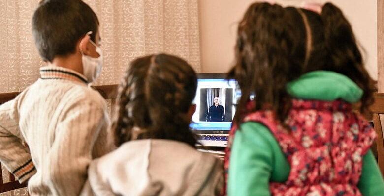 Türkiye'de ilk Ankara'da 914 köy ücretsiz internete kavuştu