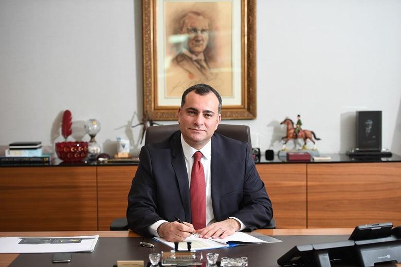 Alper Taşdelen'den AST müjdesi