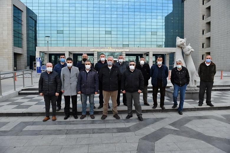 Büyükşehir'den AŞTİ esnafına destek: kira ücretlerinde yüzde 50 indirim