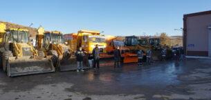 Akyurt Belediyesi kışa hazır