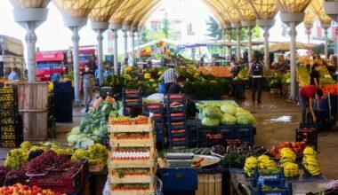 Yenimahalle pazarlarına pandemi düzenlemesi