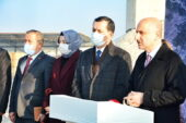 """""""Akyurt yolu turizmin ve sanayinin gelişmesine önemli katkı sağlayacak"""""""