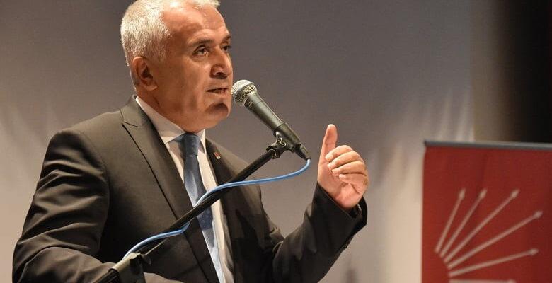 CHP'li Yeşil: Ankaralı esnaf kan ağlıyor