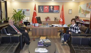 CHP'li İl Başkanları İstanbul'da Bir Araya Geldi