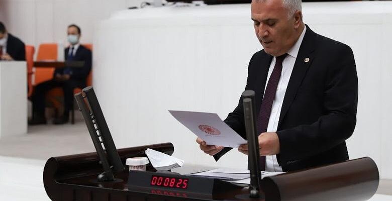 CHP'li Yeşil: Cumhurbaşkanı bütçeyi istediği gibi yetkilendiriyor