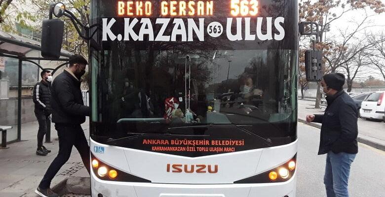 Ankarakart Başkentin ilçelerinde yaygınlaşıyor