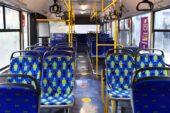 Vatandaş seçti: EGO otobüslerinin koltuk kılıfları değişti