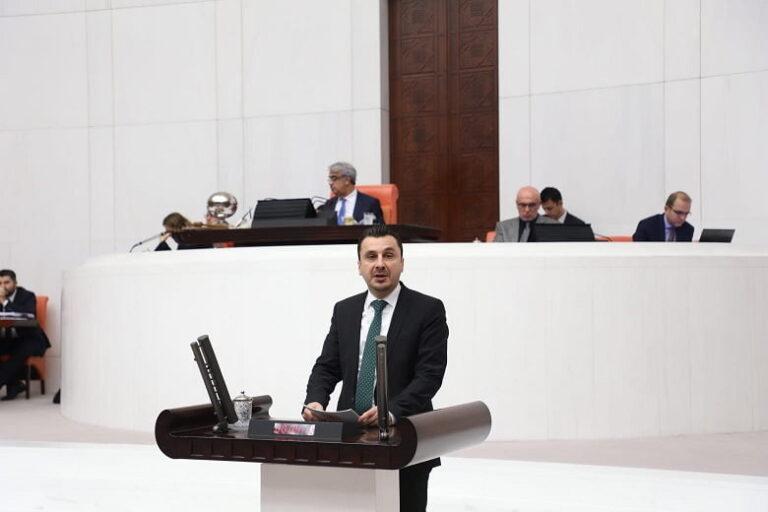 """CHP'li Başevirgen'den Süleyman Soylu'ya """"Çapaklı'dan Özür Dile"""" Çağrısı"""