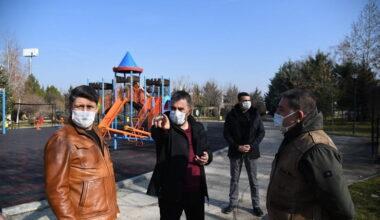 """Başkan Ertuğrul Çetin; """"Yürünecek çok yol yapacak çok işimiz var"""""""