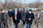 CHP Ankara depremin merkez üssünde