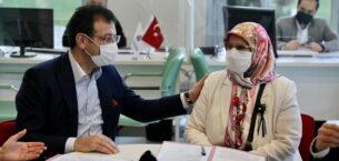 İmamoğlu: İstanbul'a ve Türkiye'ye örnek bir iş yapacağız