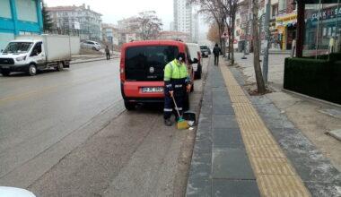Başkan Ertuğrul Çetin; ''Pursaklar bizim evimiz, evimizi temiz tutmalıyız''