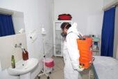 Pandemiye ilaçlı önlem