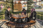Başkan Çetin sokakların nabzını tutuyor