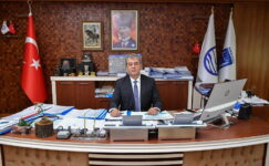 ASKİ Genel Müdürü Öztürk: Asbestli boruların değişimi devam ediyor