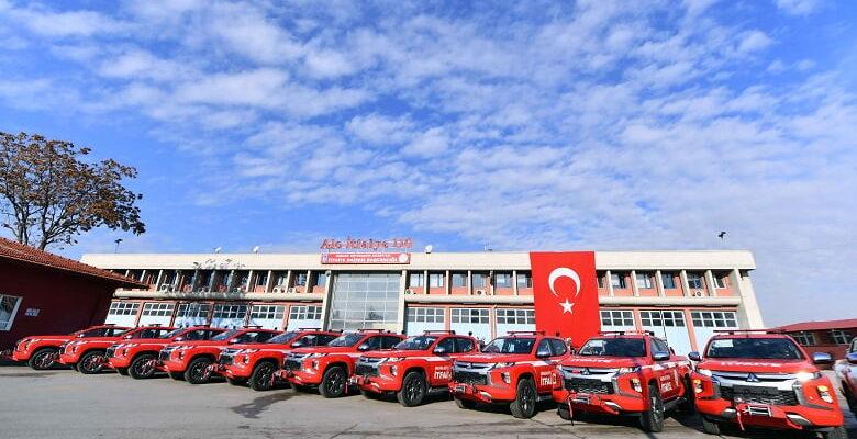 Büyükşehir Belediyesi araç filosu genişliyor