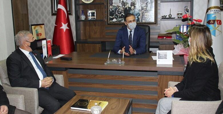 CHP Ankara Milletvekili Kaya'dan Akyurt'a ziyaret