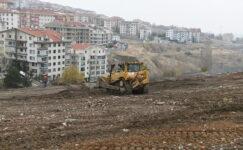 Büyükşehir Dikmen bölgesinde atık temizliğini tamamladı