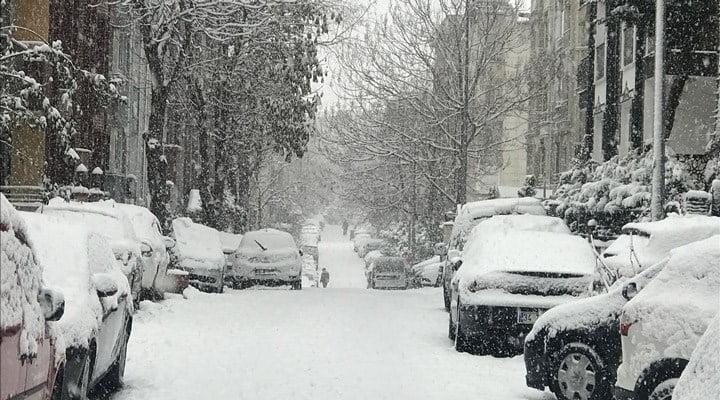 AKOM: Sıcaklıklar düşüyor, kar geliyor
