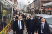 CHP'li Yeşil: Esnafın ayakta duracak gücü kalmadı