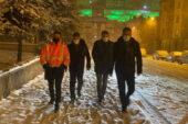 Pursaklar Belediyesi'nden Gece Gündüz Yoğun Mesai