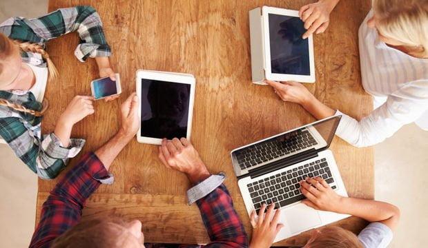 Dijital teknoloji hayatımızın her alanına girdi
