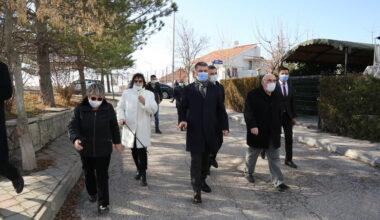 Başkan Şimşek'ten TRT Haberciler Sitesi'ne saha müjdesi