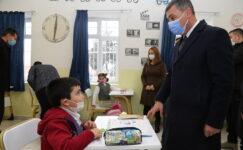 Ramazan Abilerinden Okula Başlayan Çocuklara Ziyaret
