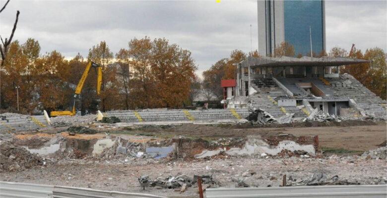 19 Mayıs Stadyumu… 2 yılda bitecekti, temeli dahi atılmadı