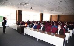 Pursaklar Belediye Personeline ''Madde Bağımlılığı'' Semineri