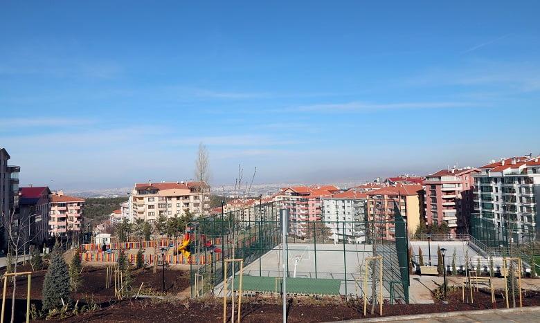 Karapınar Spor Parkı Açılış İçin Gün Sayıyor