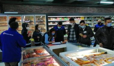 Pursaklar Belediyesinden Marketlere Sıkı Denetimi