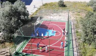 Pursaklar'da 2020 Yılında Spor Altyapısı Yeni Yatırımlarla Güçlendi