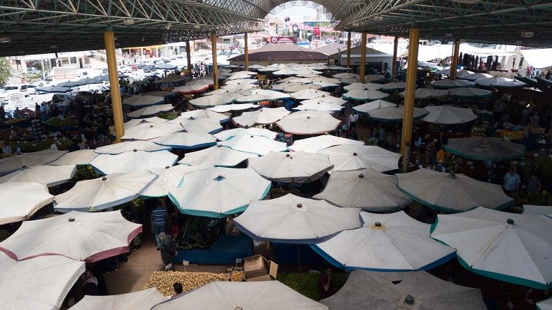 Yenimahalle'den Şentepe'ye kapalı pazar yeri müjdesi