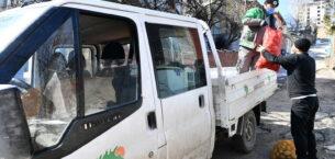 Mamak Belediyesi'nden İhtiyaç sahibi ailelere sosyal destek sürüyor