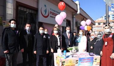 """Başkan Ertuğrul Çetin'den """"Dünya Kanser Gününde"""" Ketem'e Ziyaret"""