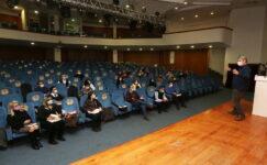 Yenimahalle personeline bilgi güvenliği eğitimi