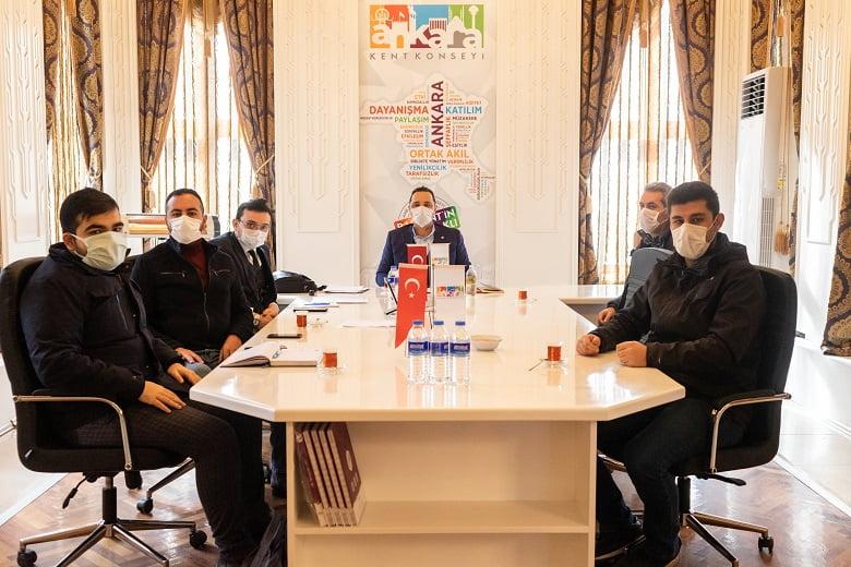 Ankara Kent Konseyi farkındalık eğitimlerine başlıyor