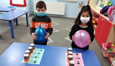 Pursaklar'da Çocuklar Hem Eğleniyor Hem Öğreniyor