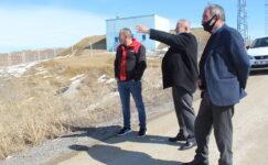 Akyurt'a 100 dönümlük alana yeni mezarlık