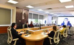 Mansur Yavaş'a bir şeffaf yönetim ödülü daha