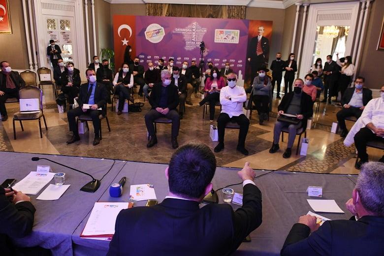 Ankara Kent Konseyi yiyecek-içecek sektörü için toplandı