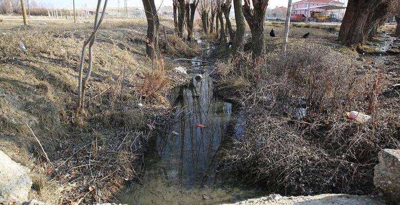 Kırsalda açıktan akan su kalmayacak