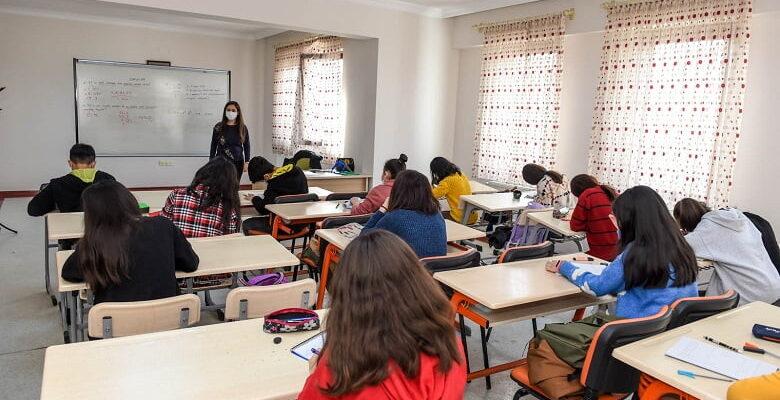 Altındağ Gençlik merkezlerinde etüt sınıfları açıldı