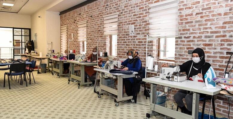 Altın Eller'le 205 kadına ekonomik kazanç