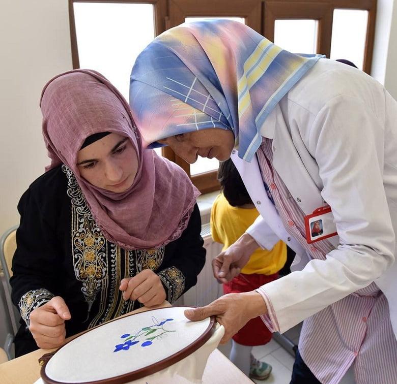 Kadın Üretim Kooperatifi Kadınlara Gelir Sağlayacak