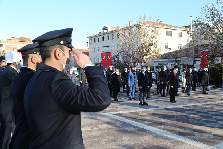 18 Mart Şehitleri Anma Günü ve Çanakkale Zaferi'nin 106. Yılı Kutlandı