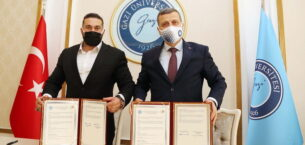 Ego Spor ve Gazi Üniversitesi'nden sporcular için işbirliği