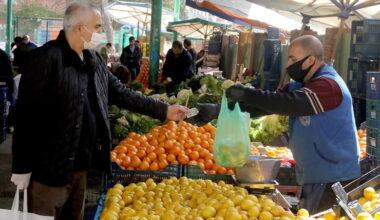 Çankaya'da pazarlar hafta içi kurulacak