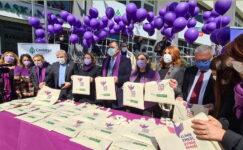 Çankaya'dan 8 Mart'a yakışır kutlama